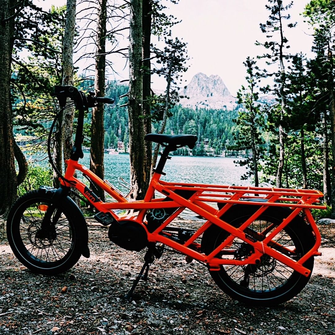 E-BIKE AND MOUNTAIN BIKE RENTALS